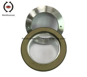 Continuous Rim Resin-Bond Diamond Wet Grinding Wheel (200mm) pictures & photos