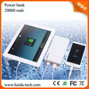 Best Gift Power Bank 20000 mAh with CE, FCC, RoHS Certificate