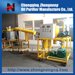 Waste Engine Oil, Mineral Oil Distillation to Base Oil Machine BOD pictures & photos