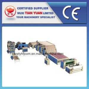 Nonwoven Artificial Fiber Wadding Line (WJM-3) pictures & photos