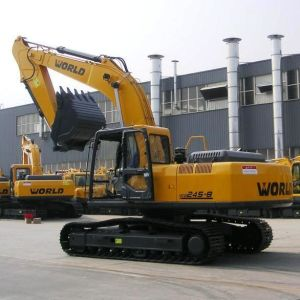 24ton Weight Hydraulic Crawler Excavator (W2245-8) pictures & photos