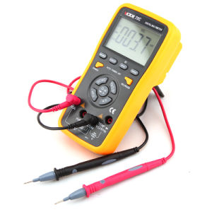 Victor Digital Multimeter Measure Capacitance and Temperature Vc70c pictures & photos