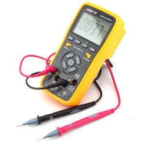 Victor Digital Multimeter Measure Capacitance and Temperature Vc70c
