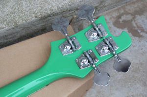 Hanhai Music/Ricken Style Electric Bass Guitar with Chrome Hardware pictures & photos