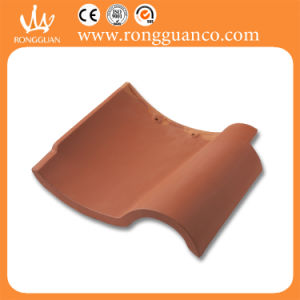 Red Color Rustic Roof Tile Sheeting (W55) pictures & photos