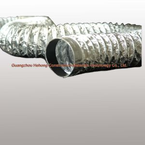 Aluminium Flexible Duct for Exhauster pictures & photos