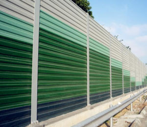 Noise Barrier Wall Soundproof Screen Fence
