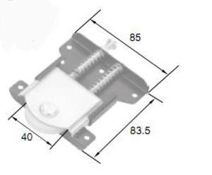 Best Quality Roller R8025b for Aluminum Door & Window pictures & photos