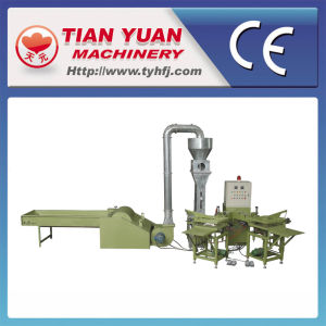 High Quality Nonwoven Fiber Pillow Filling Machine pictures & photos