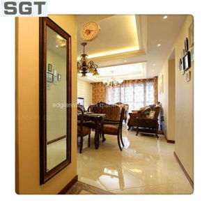 4mm Environment Friendly Copper Free Bathroom Silver Mirror pictures & photos