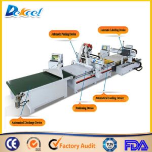Full Automatic CNC Router for Furniture Production Line 1325 pictures & photos