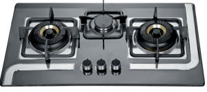 Three Burner Built-in Hob (SZ-LX-200)