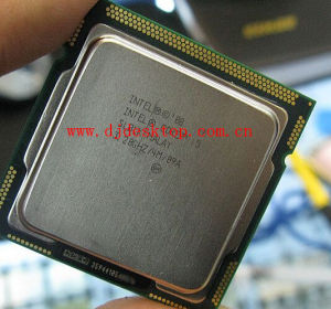 Intel CPU I5-760 1156 Serial pictures & photos
