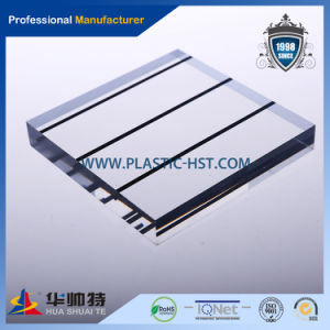 Highway Acrylic Noise Barrier Sheet pictures & photos