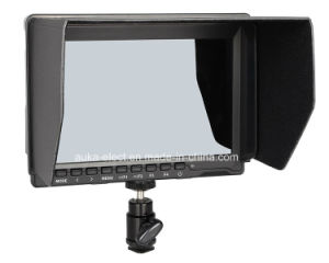 """7"""" IPS Ultra-Thin HDMI on-Camera Field Monitor with Peaking Focus pictures & photos"""