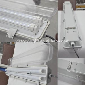 T8 36W Fluorescent Light IP65 LED Tri-Proof Light for Workshop pictures & photos