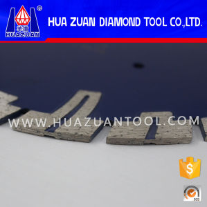 Diamond Blades with Protective Segments for Concrete Granite Marble pictures & photos
