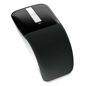 The Second Generation Touch 2.4GHz Wireless Optical Folding Mouse pictures & photos