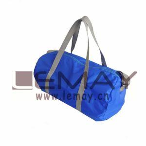 Promotional Cheap 210d Travel Duffel Bag Big Foldable Sports Bag pictures & photos
