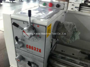Mini Metal Cutting Lathe Machine C0632A/C0636A pictures & photos