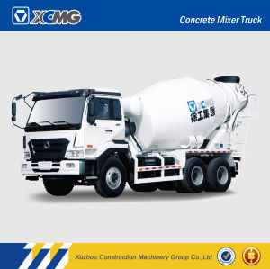 XCMG Hot Sale G08zzr 8m3 Concrete Mixer Truck pictures & photos
