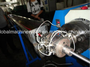 PVC Coated Stainless Steel Corrugated Water Hose Making Machine