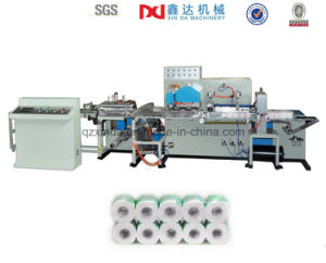 Automatic Multi Rolls Toilet Paper Wrapping Machine pictures & photos