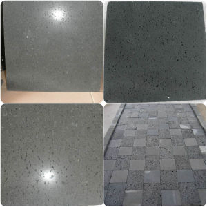 Black Lava Stone Basalt pictures & photos