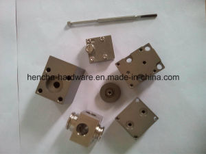CNC Part for Robot Accessories Aluminum Alloy Positioning Shaft