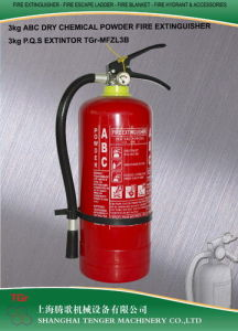 3kg ABC Dry Powder Fire Extinguisher pictures & photos