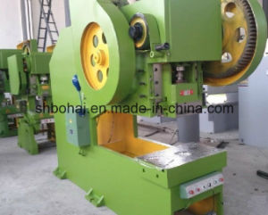 Deep Throat Mechanical Eccentric Power Press (punching machine) J21s-10ton pictures & photos