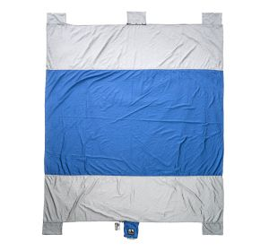 Carries Outdoor Lightweight Beach Blanket Ripstop Nylon Parachute Beach Blanket pictures & photos