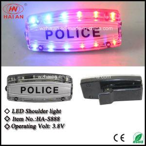 LED Shoulder Warning Light for Police pictures & photos