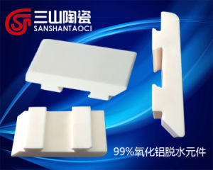 99 Alumina Ceramics Dewatering Element (SSTC0074) pictures & photos