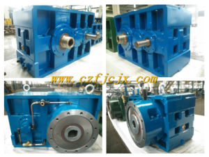 Plastic Extruder Machine Zlyj Series Reduction Gears pictures & photos