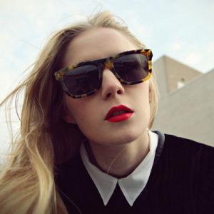 2015 New Fashion Design Acetate Polarized Sunglasses pictures & photos