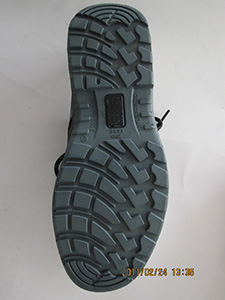 Stock Available High Class PU Sole Safety Shoes pictures & photos