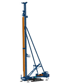 Tqz Series Rock Drilling Rig