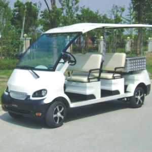 Marshell Modified 4 Seats Electric Cargo Transfer Vehicle (DU-M8) pictures & photos