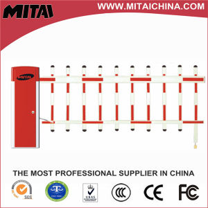 IP55 Traffic Barrier with 6m Length Boom (MITAI-DZ003 Series)