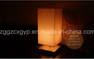 Popular Wooden Table Lamp/Desk Lamp Many Styles (CX-TL01) pictures & photos