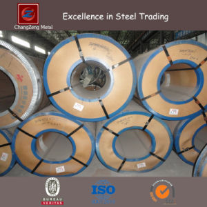 2b Finish Cold Rolled Stainless Steel Coil (CZ-C83) pictures & photos