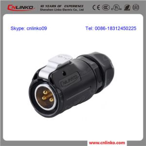 Cnlinko Electrical 3 Pin Connector /Electric Plug Connector / Plastic Connector pictures & photos