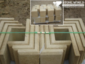 Granite Construction Stone / Wall Capping for Outside Project - Cc05 pictures & photos