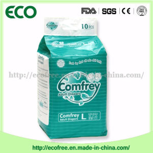 Comfrey High Standard Disposable Adult Baby Diapers pictures & photos