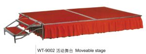 Banquet Strong Mobile Stage (WT-9001) pictures & photos