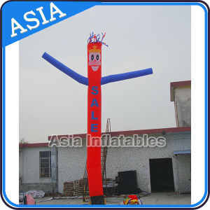Giant Infatable Air Dancer with One Leg Inflatable Air Dancer for Rental pictures & photos