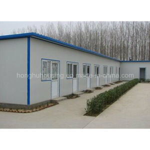 Steel Frame Prefabricated House or Prefab House Prices pictures & photos