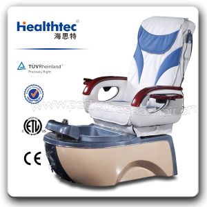 Electric Flapping Whirlpool European Touch Pedicure SPA Chair pictures & photos