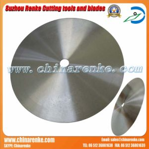 Paper Core Cutting Blade with Diameter of 300mm pictures & photos